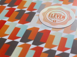 Our Work Featured in Logo Lounge Eleven