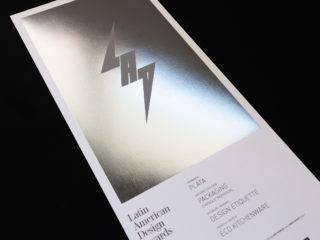 We won a silver award at the Latin American Design Awards